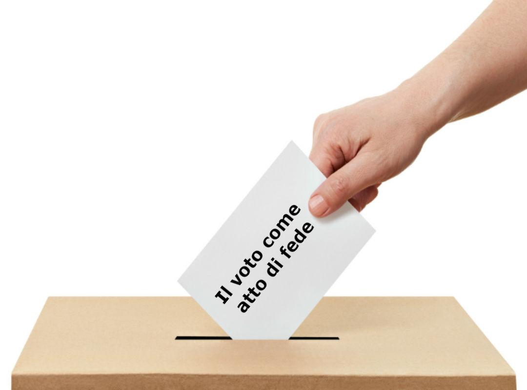 Voto politico e religioso