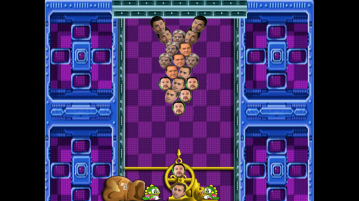 Puzzle bobble politics